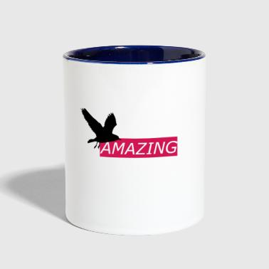 Amazing - Contrast Coffee Mug