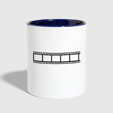 film - Contrast Coffee Mug