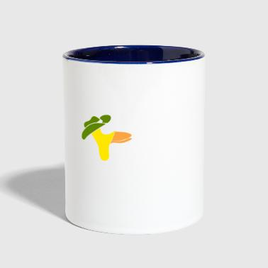 Duck Norris - Contrast Coffee Mug