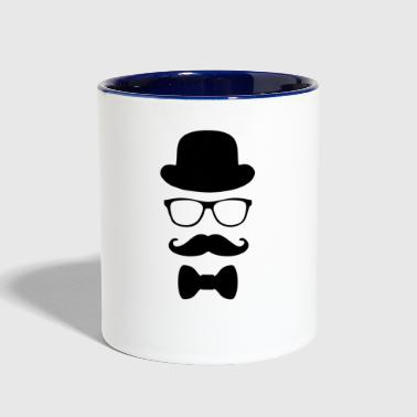Sir Gentleman - Contrast Coffee Mug