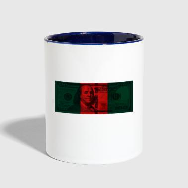 Luxury money - Contrast Coffee Mug