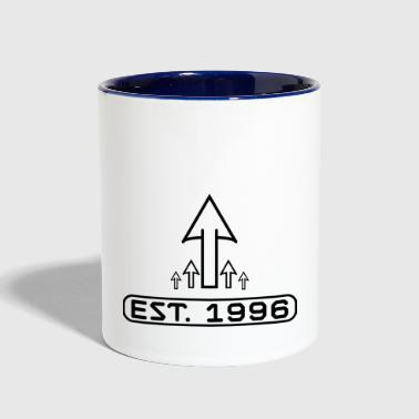 Established 1996 - Contrast Coffee Mug