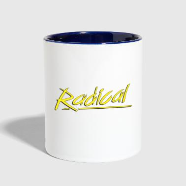Radical Sportscars - Contrast Coffee Mug