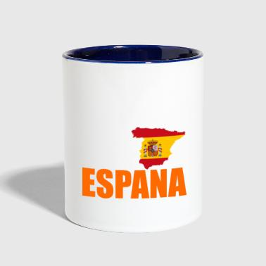 SPAIN - Contrast Coffee Mug