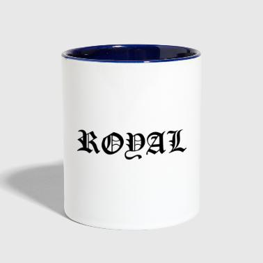 Royal - Contrast Coffee Mug