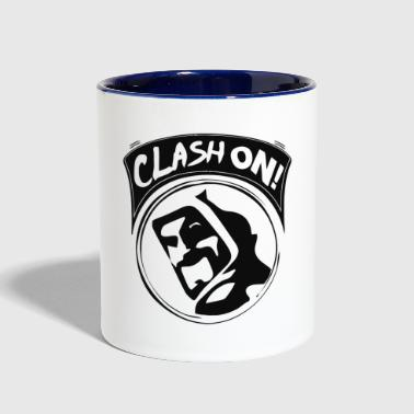 Clash Clash On - Contrast Coffee Mug