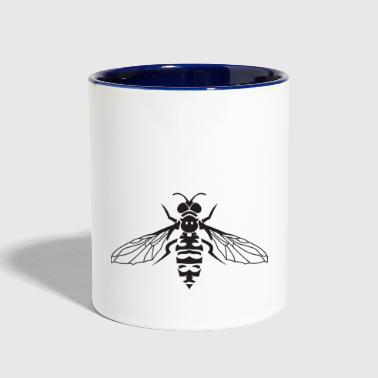 Insect - Contrast Coffee Mug