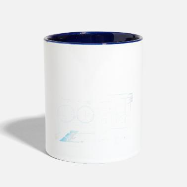 Geometry Geometry - Contrast Coffee Mug