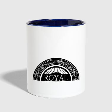 Royal Design - Royal - Contrast Coffee Mug