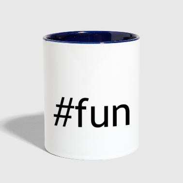 fun - Contrast Coffee Mug