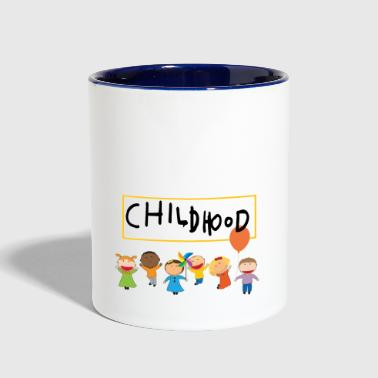 CHILDHOOD Design - Contrast Coffee Mug