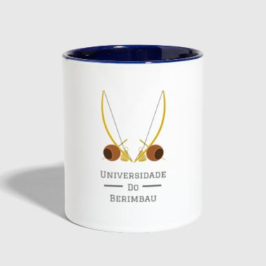 Berimbau University - Contrast Coffee Mug