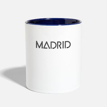 Madrid Madrid Tee, Madrid Spain Shirt, Madrid - Two-Tone Mug