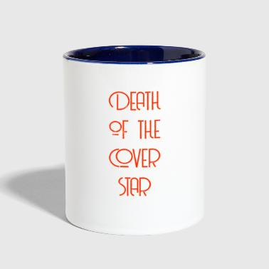 death of the cover star - Contrast Coffee Mug