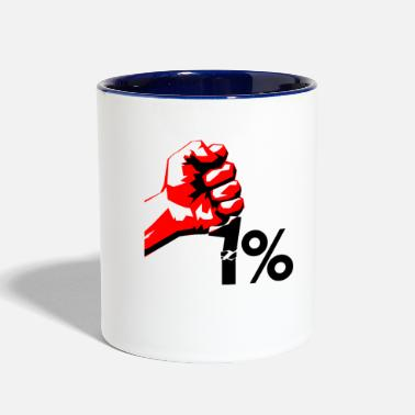 Occupy occupy - Contrast Coffee Mug