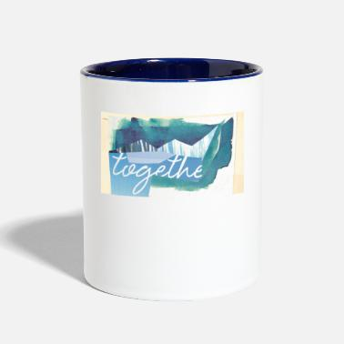 Together together - Contrast Coffee Mug