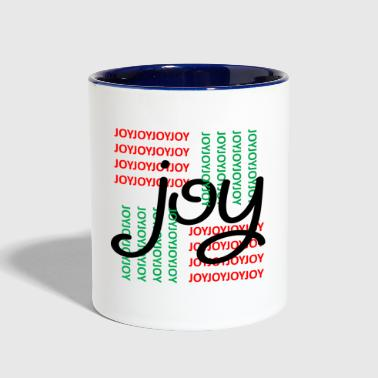 JOY - Contrast Coffee Mug