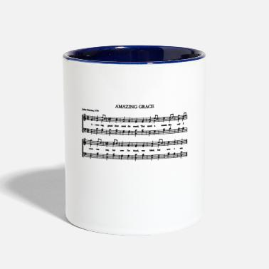 Cool-christian Cool Christian Amazing Grace - Contrast Coffee Mug