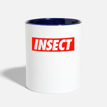 Insect INSECT - Contrast Coffee Mug