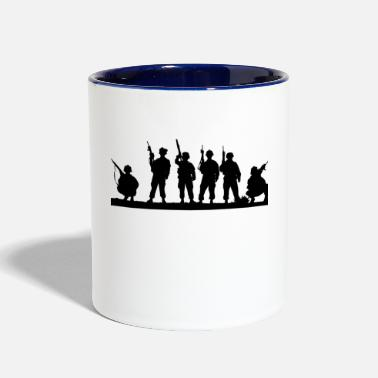 Army Army Soldiers - Contrast Coffee Mug