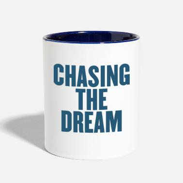Dream Dream Dream Dream - Two-Tone Mug