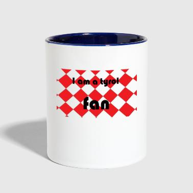 Tyrol Tyrol fan Product! - Contrast Coffee Mug