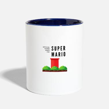 Shop Mario Mugs online   Spreadshirt