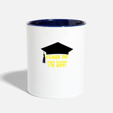 Highschool Highschool - Two-Tone Mug