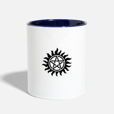 Supernatural Supernatural Tattoo - Contrast Coffee Mug