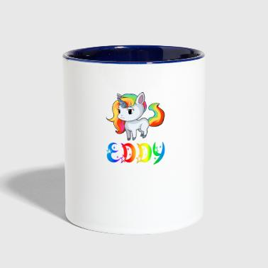 Eddie Eddy Unicorn - Contrast Coffee Mug