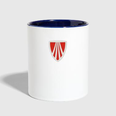 Trek Trek - Contrast Coffee Mug