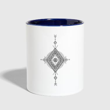 Geometry - Contrast Coffee Mug