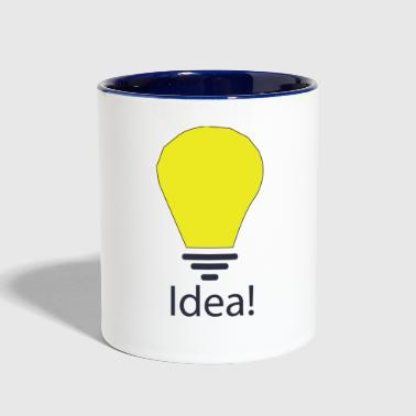 IDEA - Contrast Coffee Mug