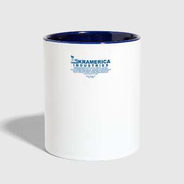 Kramerica Industries - Contrast Coffee Mug