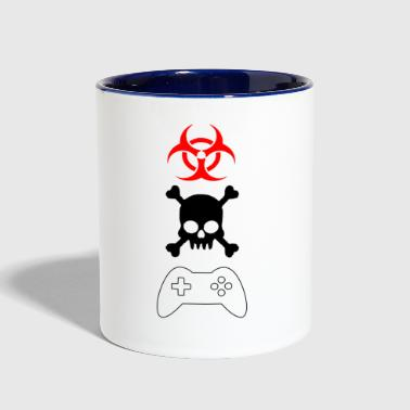 gamers gamers - Contrast Coffee Mug