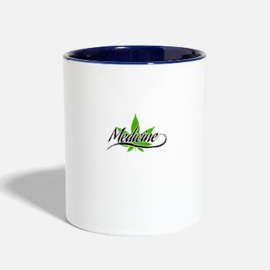 Cannabis Cannabis - Two-Tone Mug