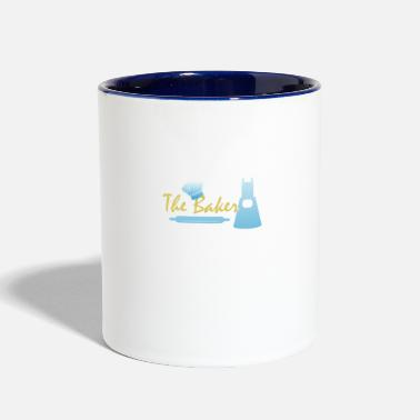 Baker The baker - Two-Tone Mug