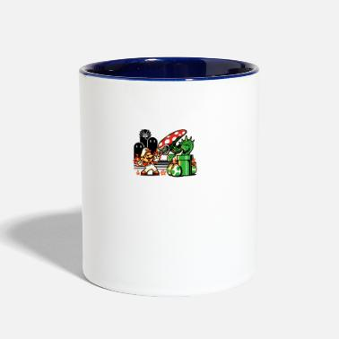 Game Over Game Over Man Game Over - Contrast Coffee Mug