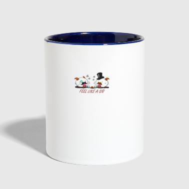 Sir Like a Sir - Contrast Coffee Mug