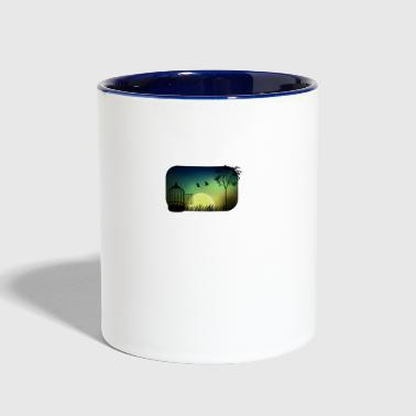 Release released to moonlight - Contrast Coffee Mug
