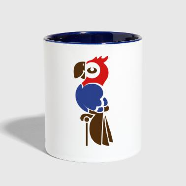 Bird - Contrast Coffee Mug