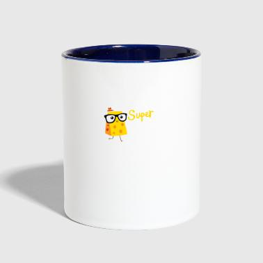 Super Mature - Contrast Coffee Mug