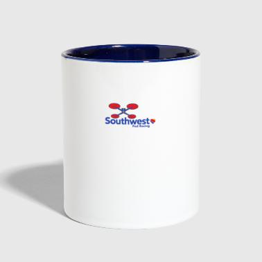 SWPR Airlines - Contrast Coffee Mug