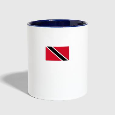 National Flag Of Trinidad And Tobago - Contrast Coffee Mug