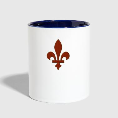 quebec - Contrast Coffee Mug