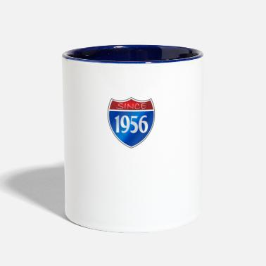 Since Since 1956 - Contrast Coffee Mug
