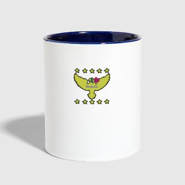 Twitch Subcriber Badge - Contrast Coffee Mug