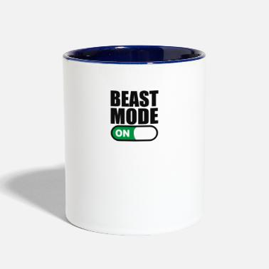 Mode Mode On - Contrast Coffee Mug