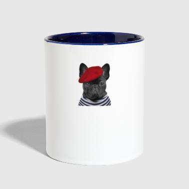 French Bulldog - Contrast Coffee Mug