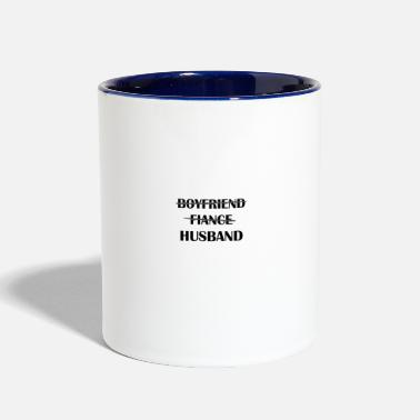 Husband Husband - Two-Tone Mug